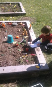 Project #2: Children's Gardens